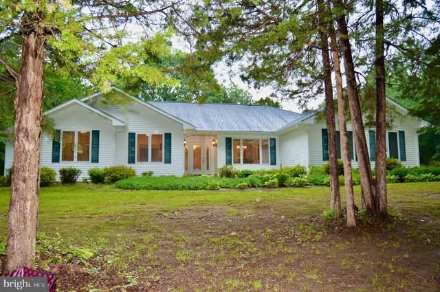 6012 Crescent Point Drive, ORANGE, VA 22960 (#VASP222760) :: Dart Homes