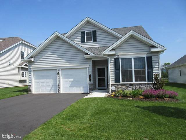 4451 Allegiant Street, CENTER VALLEY, PA 18034 (#PALH114232) :: Shamrock Realty Group, Inc