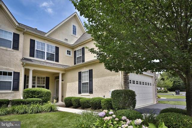 109 Elk Court, BLUE BELL, PA 19422 (#PAMC652546) :: ExecuHome Realty