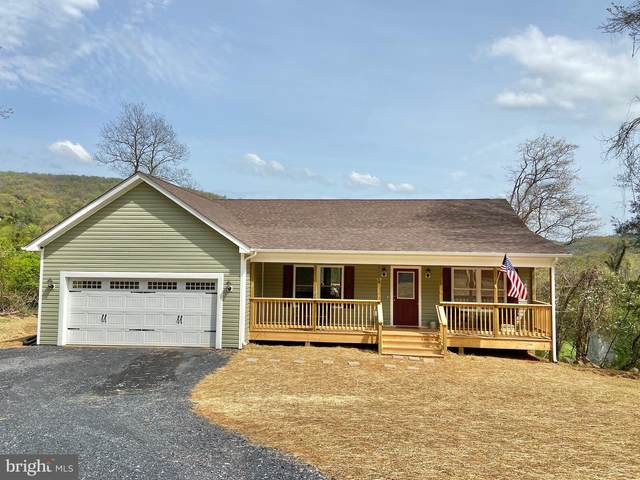 Heavens Tree Trail, FRONT ROYAL, VA 22630 (#VAWR140564) :: AJ Team Realty