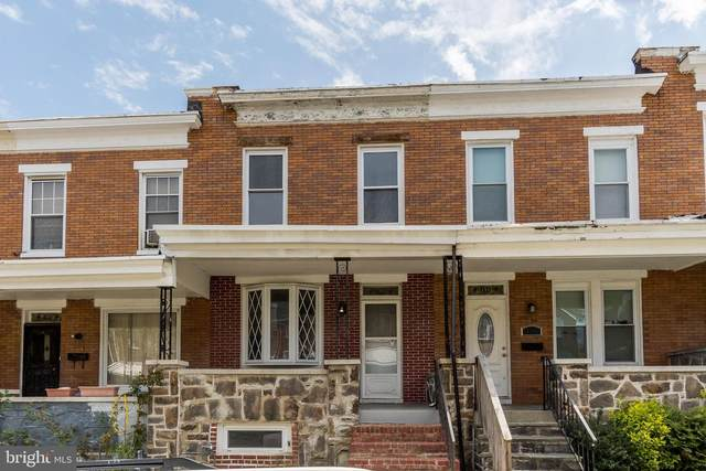 153 N Monastery Avenue, BALTIMORE, MD 21229 (#MDBA513730) :: RE/MAX Advantage Realty