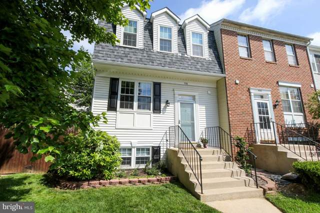 538 Congressional Drive, WESTMINSTER, MD 21158 (#MDCR197340) :: Corner House Realty