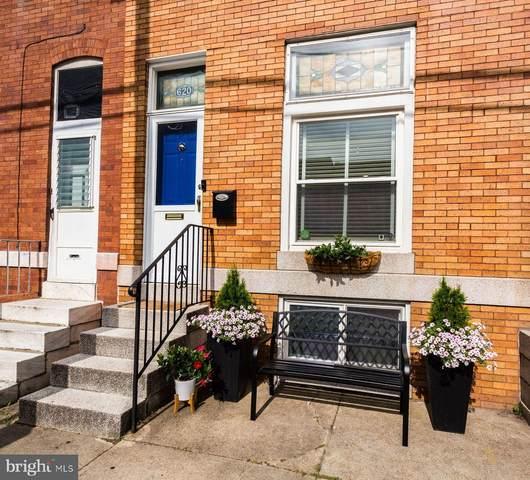 620 S Eaton Street, BALTIMORE, MD 21224 (#MDBA513756) :: SURE Sales Group