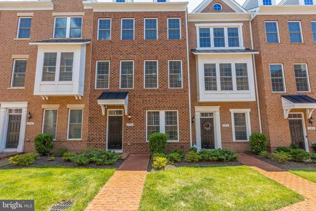 292 Wood Trestle Terrace SE, LEESBURG, VA 20175 (#VALO413734) :: Peter Knapp Realty Group