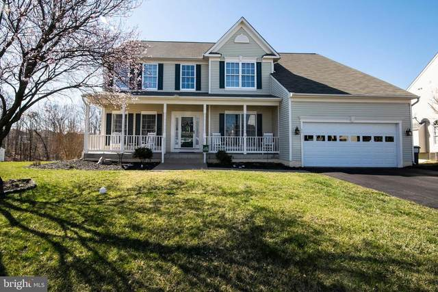 11 Hubbard Court, STAFFORD, VA 22554 (#VAST222962) :: Bob Lucido Team of Keller Williams Integrity