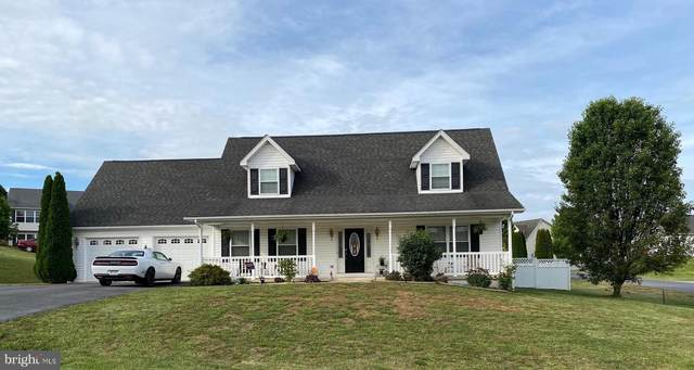 127 Conscription Way, HEDGESVILLE, WV 25427 (#WVBE177904) :: The Licata Group/Keller Williams Realty