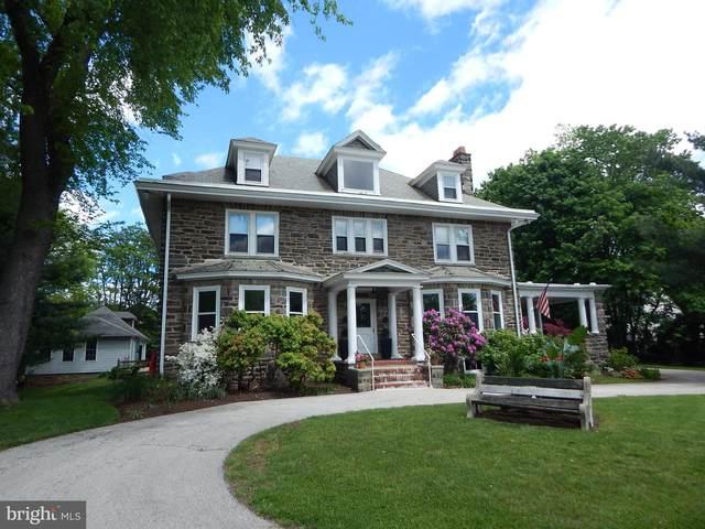 850 Skyline Drive, ERDENHEIM, PA 19038 (#PAMC652600) :: Jason Freeby Group at Keller Williams Real Estate