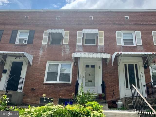 630 S 25TH Street, HARRISBURG, PA 17104 (#PADA122522) :: Liz Hamberger Real Estate Team of KW Keystone Realty