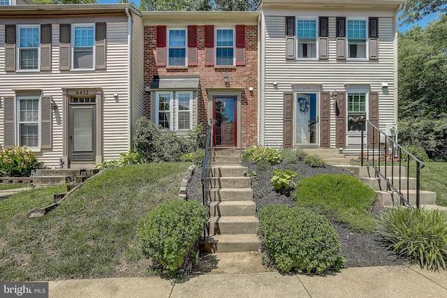 6450 Ducketts Lane 6-5, ELKRIDGE, MD 21075 (#MDHW280964) :: RE/MAX Advantage Realty