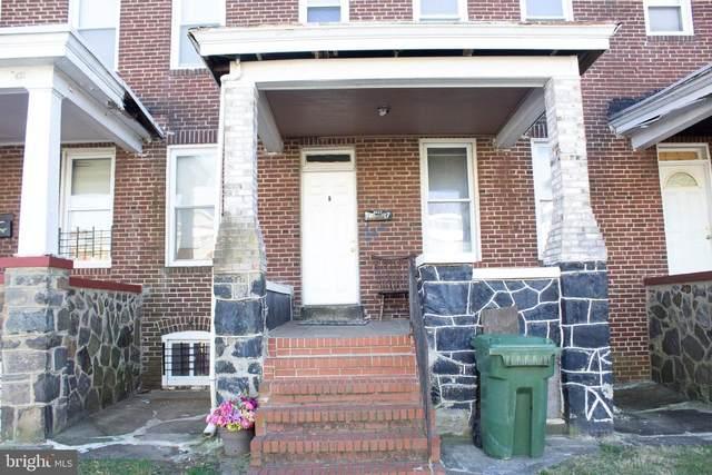 3017 W Garrison Avenue, BALTIMORE, MD 21215 (#MDBA513812) :: LoCoMusings