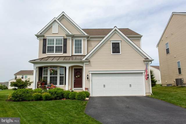 670 Empire Drive, DOWNINGTOWN, PA 19335 (#PACT508844) :: Bob Lucido Team of Keller Williams Integrity