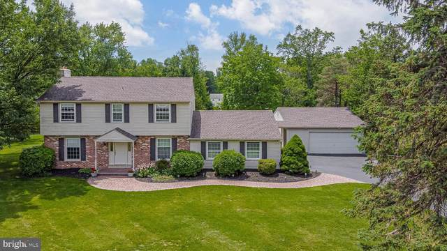 504 Woodview Drive, EXTON, PA 19341 (#PACT508848) :: Jim Bass Group of Real Estate Teams, LLC