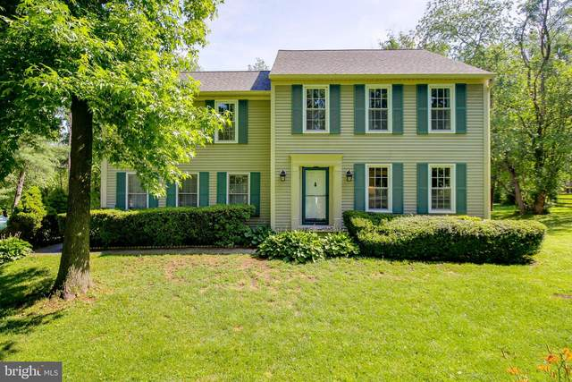 8705-B N Pacific Court, MIDDLETOWN, MD 21769 (#MDFR266016) :: Ultimate Selling Team