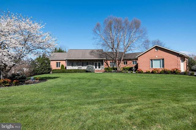 9760 Redamar Drive, HAGERSTOWN, MD 21740 (#MDWA172960) :: Jim Bass Group of Real Estate Teams, LLC