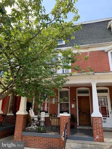 679 Wallace Street, YORK, PA 17403 (#PAYK139726) :: Flinchbaugh & Associates