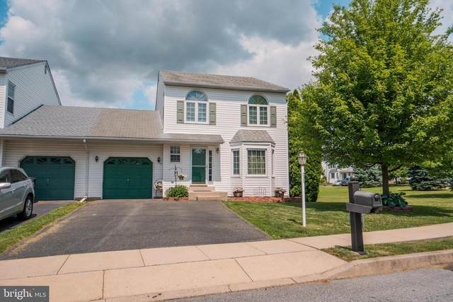 135 Merion Drive, ROYERSFORD, PA 19468 (#PAMC652714) :: The John Kriza Team