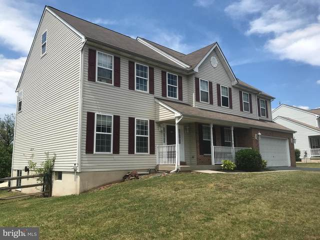 45 Summer Hill Drive, GILBERTSVILLE, PA 19525 (#PAMC652722) :: Pearson Smith Realty