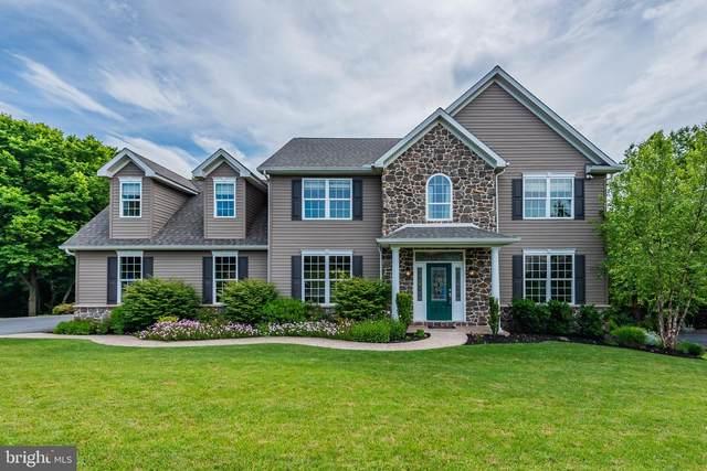 22 Bridgeport Drive, MECHANICSBURG, PA 17050 (#PACB124680) :: The Joy Daniels Real Estate Group