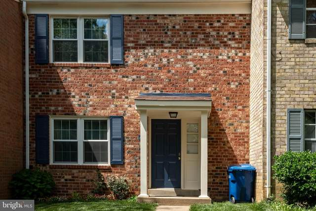 2224 Gunsmith Square, RESTON, VA 20191 (#VAFX1135568) :: RE/MAX Cornerstone Realty