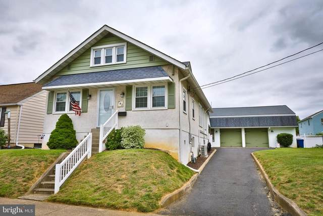 743 Maple Avenue, GLENSIDE, PA 19038 (#PAMC652770) :: The Steve Crifasi Real Estate Group