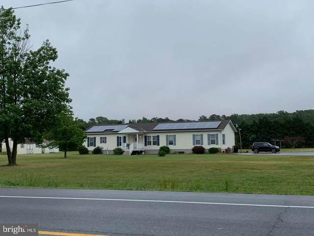 11721 Greensboro Road, GREENSBORO, MD 21639 (#MDCM124148) :: AJ Team Realty