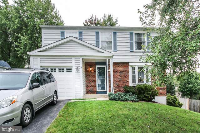 422 Sanders Lane, GAITHERSBURG, MD 20877 (#MDMC712406) :: Dart Homes