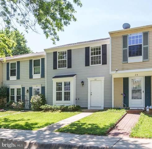 22 Teaneck Court, NORTH POTOMAC, MD 20878 (#MDMC712410) :: Potomac Prestige Properties