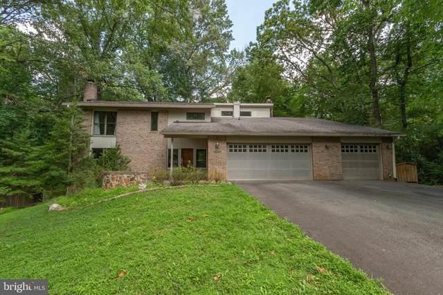 10408 Hunter Ridge Drive, OAKTON, VA 22124 (#VAFX1135626) :: Pearson Smith Realty
