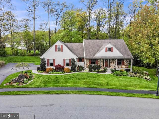 315 Steeplechase Drive, ELVERSON, PA 19520 (#PACT508942) :: LoCoMusings