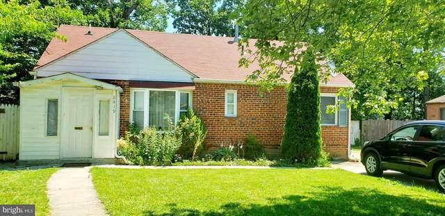 8419 11TH Avenue, SILVER SPRING, MD 20903 (#MDMC712436) :: Jim Bass Group of Real Estate Teams, LLC