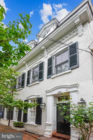 206 N Royal Street, ALEXANDRIA, VA 22314 (#VAAX247508) :: Pearson Smith Realty
