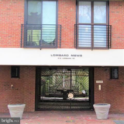 1 Lombard Mews #1, PHILADELPHIA, PA 19147 (#PAPH905816) :: Larson Fine Properties