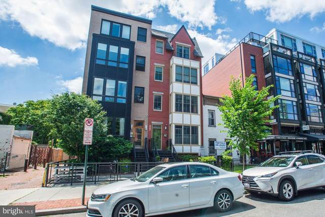 1912 8TH Street NW A, WASHINGTON, DC 20001 (#DCDC473438) :: Network Realty Group