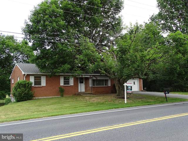 14168 Molly Pitcher Highway, GREENCASTLE, PA 17225 (#PAFL173300) :: AJ Team Realty