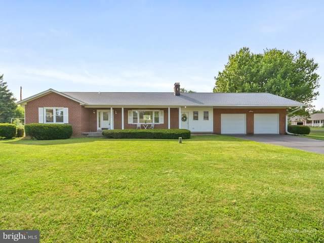 7902 Edgewood Farm Road, FREDERICK, MD 21702 (#MDFR266090) :: Dart Homes