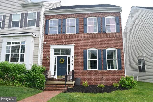 23259 Arora Hills Drive, CLARKSBURG, MD 20871 (#MDMC712484) :: Tom & Cindy and Associates