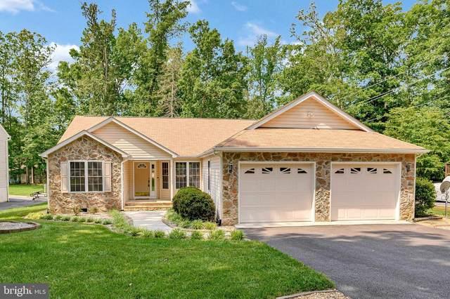 112 Monticello Circle, LOCUST GROVE, VA 22508 (#VAOR136888) :: AJ Team Realty