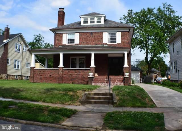 3611 Edgewood Road, BALTIMORE, MD 21215 (#MDBA513962) :: Jennifer Mack Properties