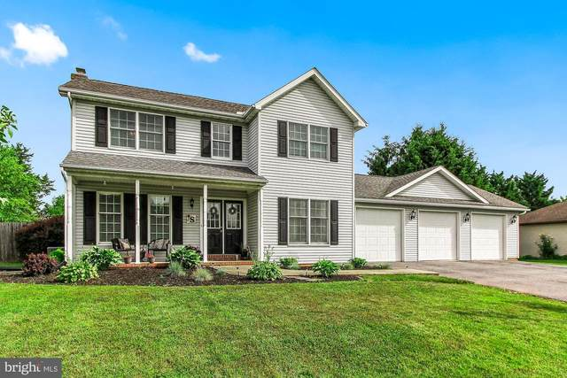2825 Admire Springs Drive, DOVER, PA 17315 (#PAYK139806) :: The Craig Hartranft Team, Berkshire Hathaway Homesale Realty