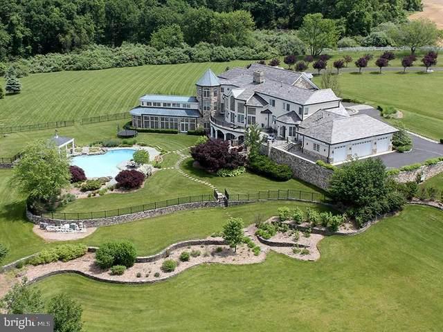 131 Harbourton Woodsville Road, LAMBERTVILLE, NJ 08530 (#NJME297126) :: Jason Freeby Group at Keller Williams Real Estate