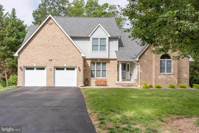 1060 Lake Claire Drive, ANNAPOLIS, MD 21409 (#MDAA437586) :: LoCoMusings