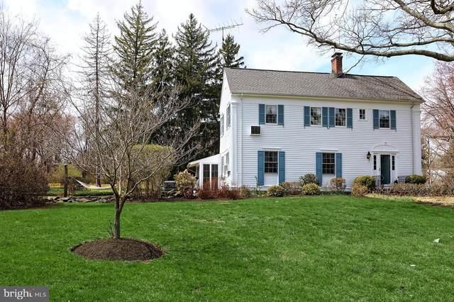 2601 Pennington Road, PENNINGTON, NJ 08534 (#NJME297128) :: Jason Freeby Group at Keller Williams Real Estate