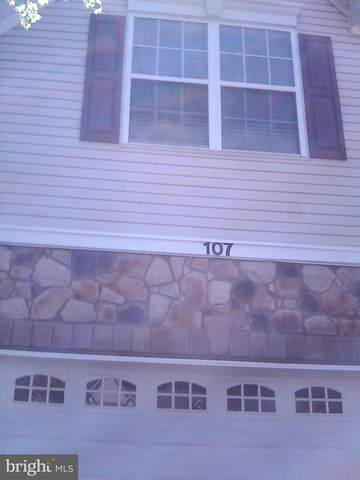 107 Newman Court, PENNINGTON, NJ 08534 (#NJME297130) :: The Toll Group