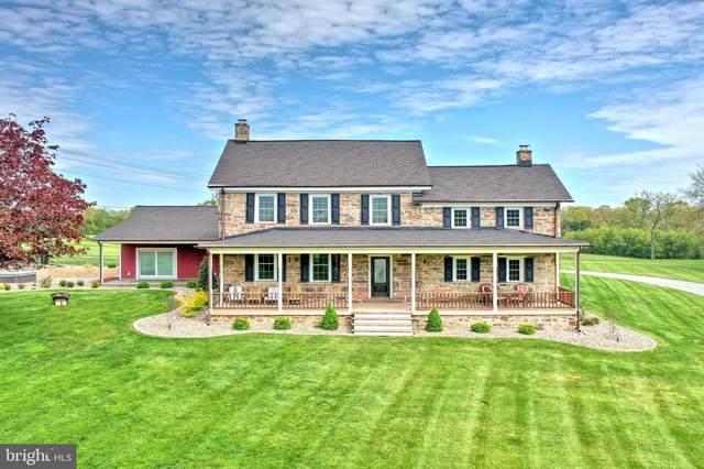 270 Cedar Ridge Road, NEW OXFORD, PA 17350 (#PAAD111920) :: The Joy Daniels Real Estate Group