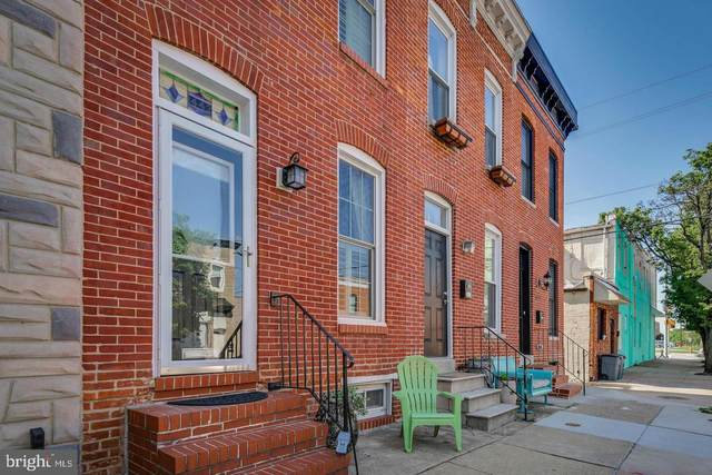1443 Decatur Street, BALTIMORE, MD 21230 (#MDBA514002) :: The Licata Group/Keller Williams Realty