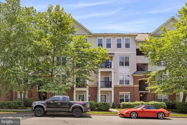 11351 Aristotle Drive 8-402, FAIRFAX, VA 22030 (#VAFX1135778) :: RE/MAX Cornerstone Realty