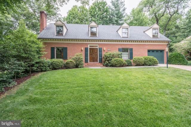 1618 Courtland Road, ALEXANDRIA, VA 22306 (#VAFX1135782) :: Dart Homes