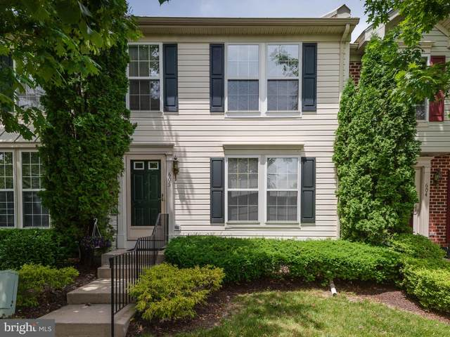 605 Coach Hill Court, WEST CHESTER, PA 19380 (#PACT509018) :: RE/MAX Advantage Realty