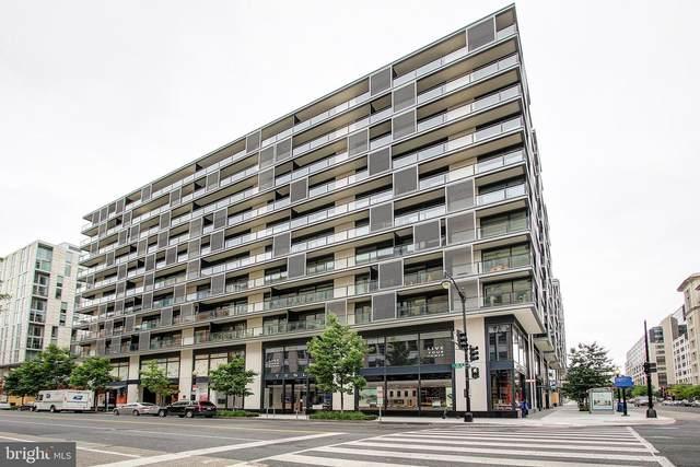 925 H Street NW #601, WASHINGTON, DC 20001 (#DCDC473524) :: The Licata Group/Keller Williams Realty