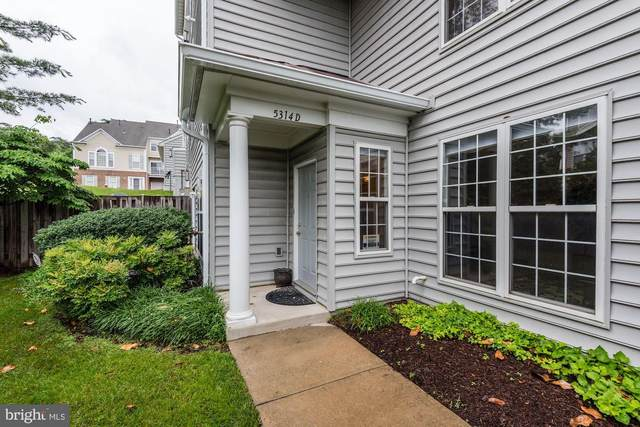 5314 Birds View Lane #4, ALEXANDRIA, VA 22312 (#VAFX1135800) :: RE/MAX Cornerstone Realty
